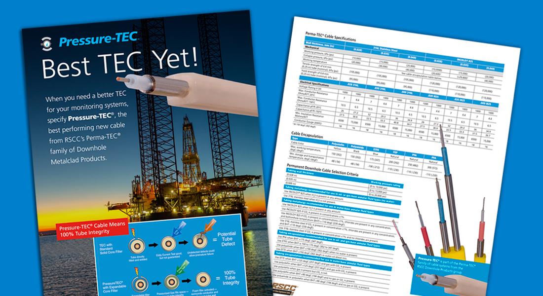 PRESSURE-TEC SELLSHEET | LandGraphics | print and web graphic design